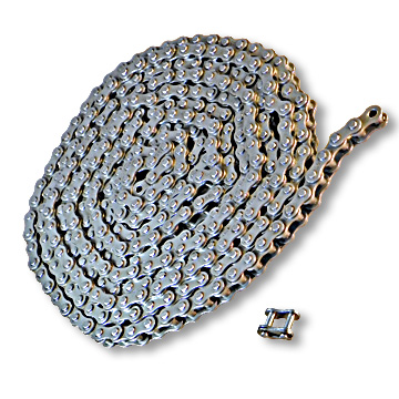 #25 Standard Chain, for Pocket Bike, 10 feet