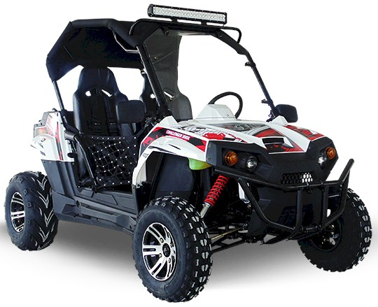 TrailMaster Challenger 300EX (EFI) UTV Side-by-Side, Shaft Drive