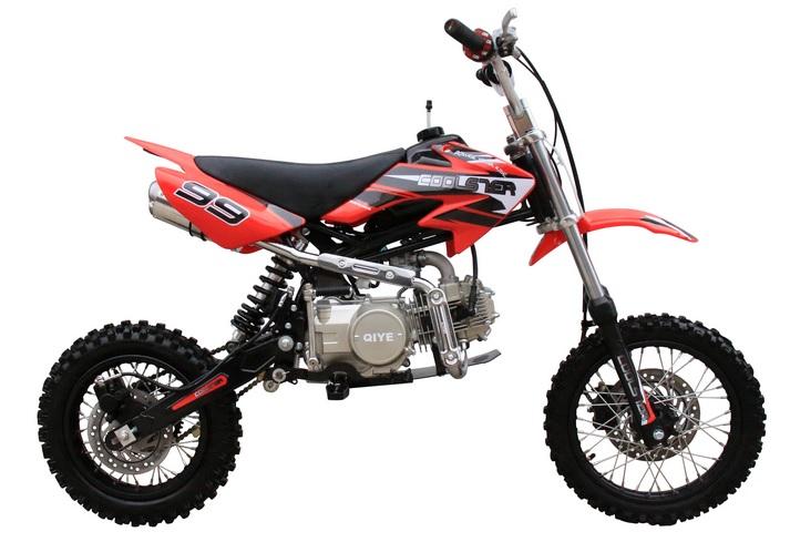 roketa 125 pit bike, 4-speed, manual