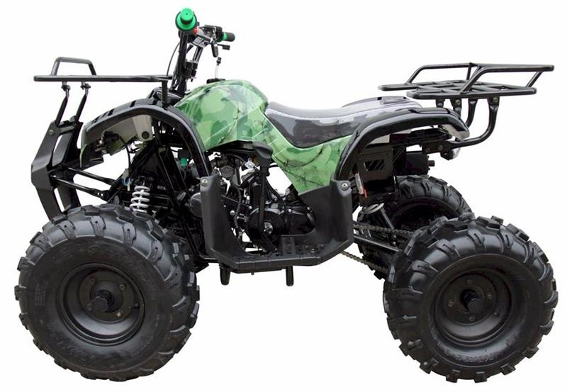 Kodiak 125 ATV, Automatic with Reverse