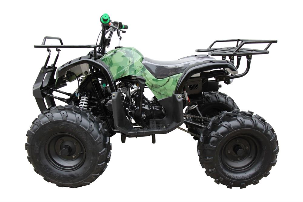 Kodiak 125 ATV, Automatic with Reverse, 7in Wheels (3125XR8-U)