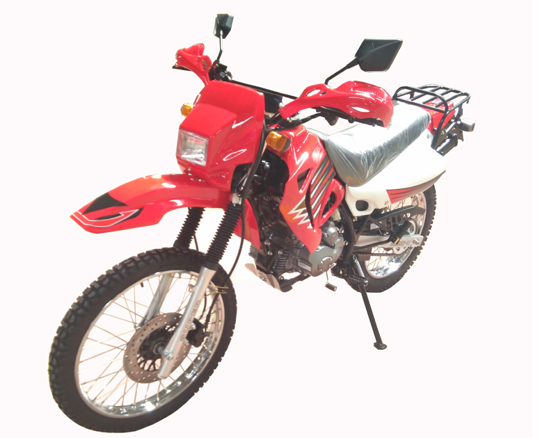 Apollo 250 Enduro, 5-Speed, Electric Start