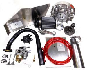 Predator Builder Prepared Parts Kit, Go Kart