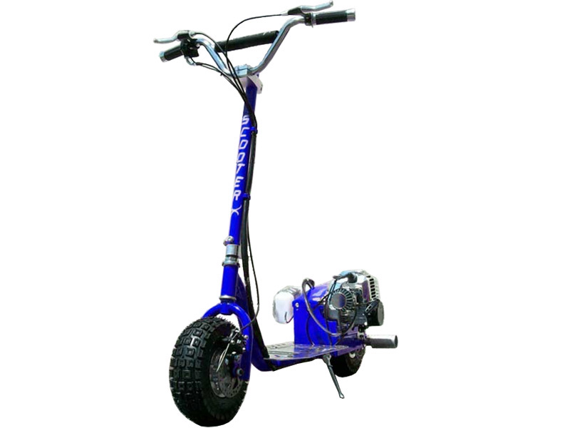 Dirt Dog Gas Scooter, 49cc 2-stroke
