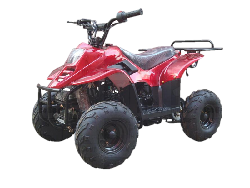 IceBear Dyno 110 Kids ATV, Fully Automatic, Remote Start/Kill, Sd  on