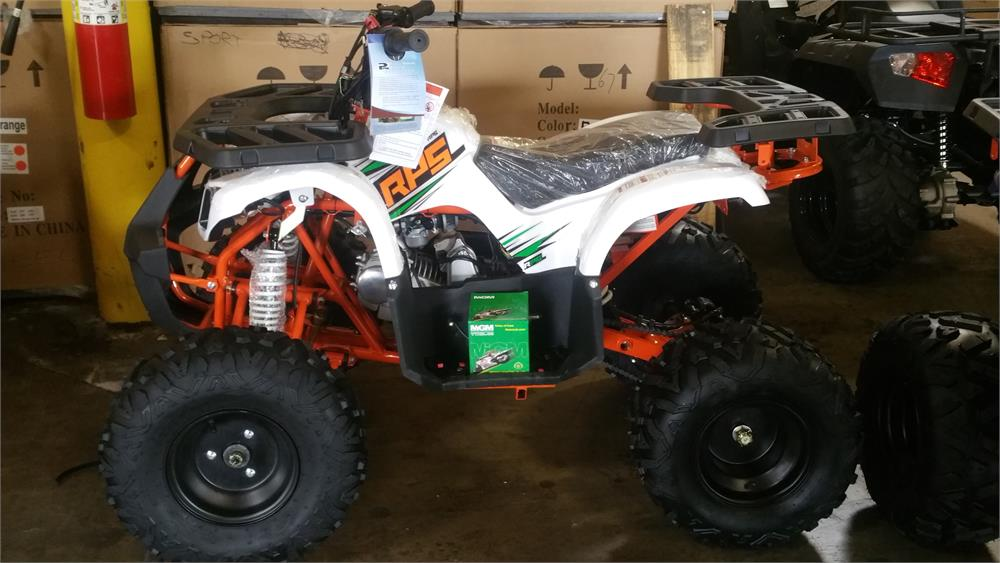 EGL 125 ATV, Automatic with Reverse, 8 inch Wheels