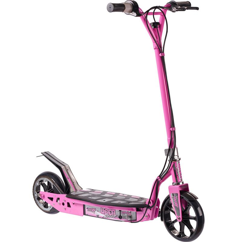 Scooter 100w Electric, Pink
