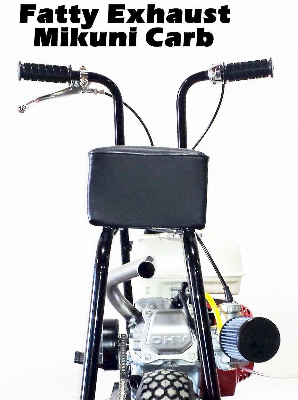 mikuni stage  kit stinger exhaust  predator  engine