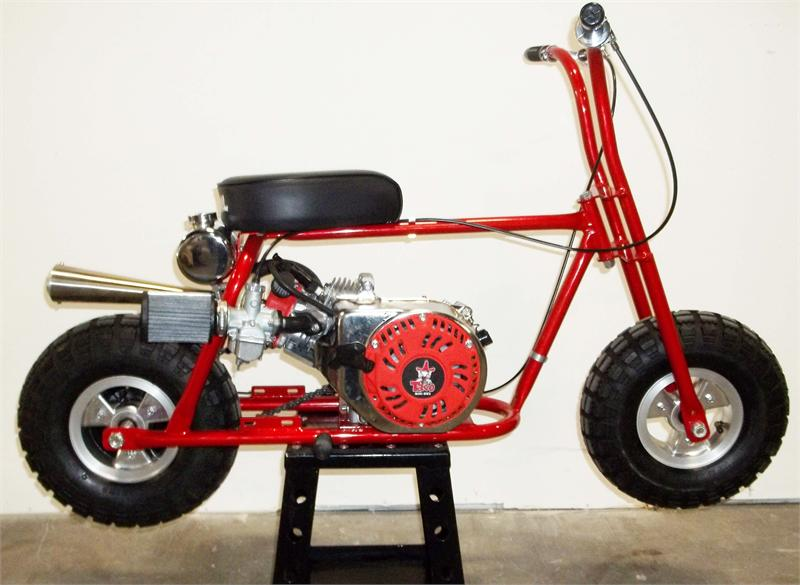 Red Devil Mini Bike