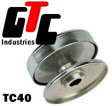 TC40 DRIVER, 1 in. BORE Torque Converter