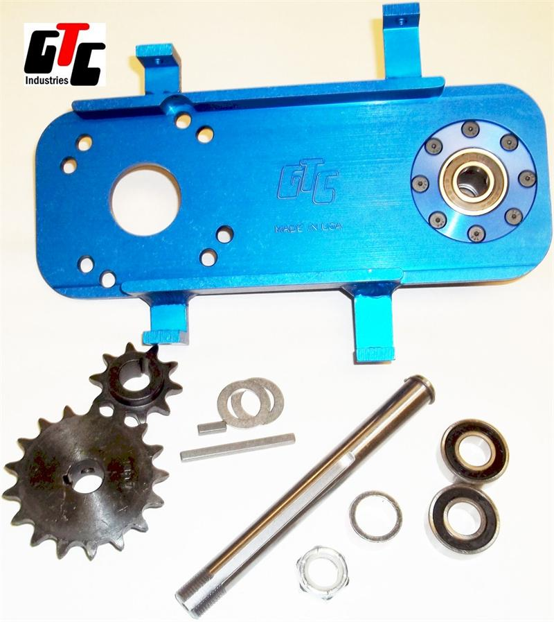 GTC Gokart and Minibike Gear Reduction Jackshaft Kit
