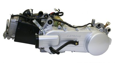 150cc GY6 Replacement Engine, Long-Case