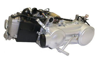 150cc GY6 Replacement Engine, Short-Case