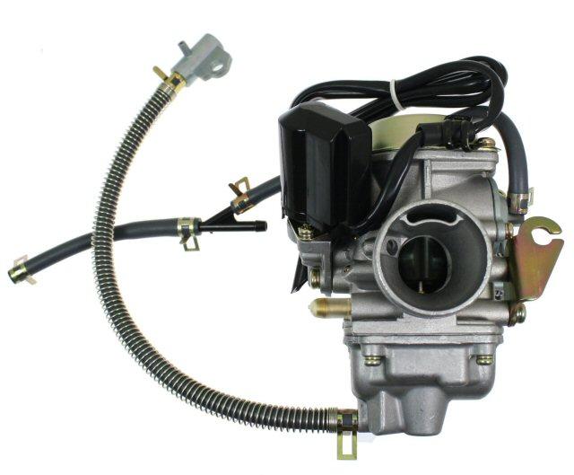 Gy6 150 Stock Carburetor  24mm