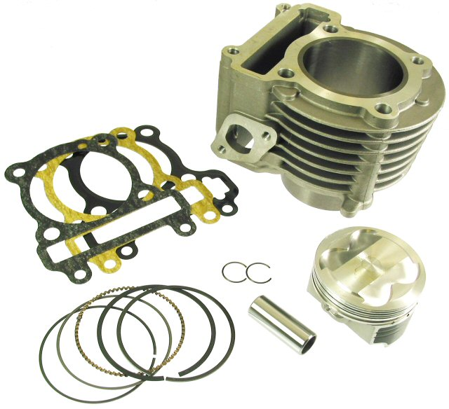 Big Bore Kits | GY6 150 | Buggy Engines