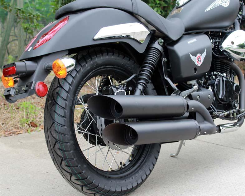 The 250 Ghost Rider Motorcycle Cruizer Gokartsusa Com