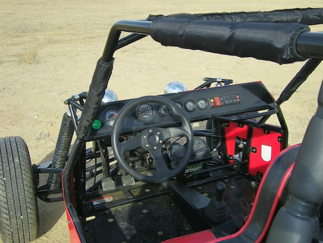 Joyner Sand Viper EFI 1100 Dune Buggy, 5-Speed Manual SUPER SALE