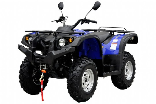 Sportsman 700 ATV, 4WD