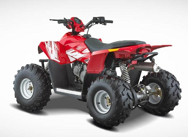 (SALE) HiSun Axis 110 ATV
