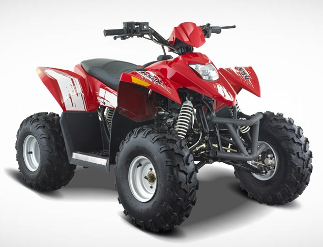 HiSun Axis 110 ATV