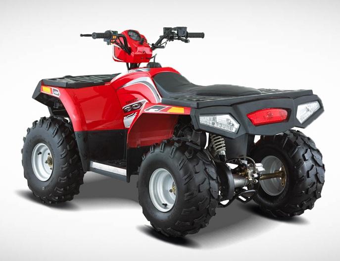 (SALE) HiSun Forge 110 ATV
