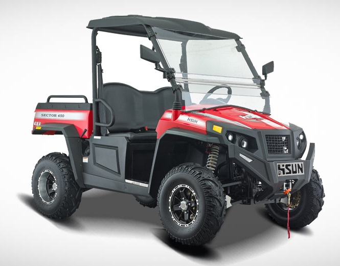 HiSun Sector 450 UTV Side by Side
