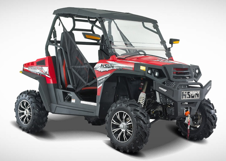 HiSun Sector 750 UTV Side by Side