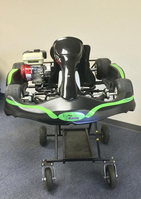 VOODOO VR2 Adult 125 Shifter Kart