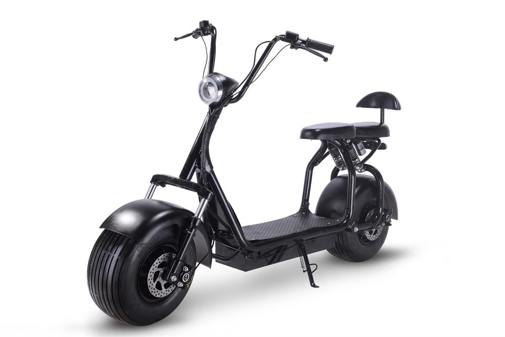 Knock-Out 1000 Watt 48V Electric Scooter