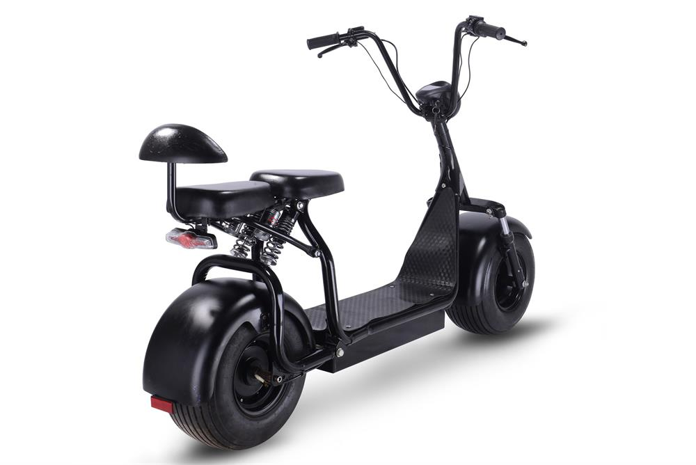 knock out 1000w electric scooter. Black Bedroom Furniture Sets. Home Design Ideas