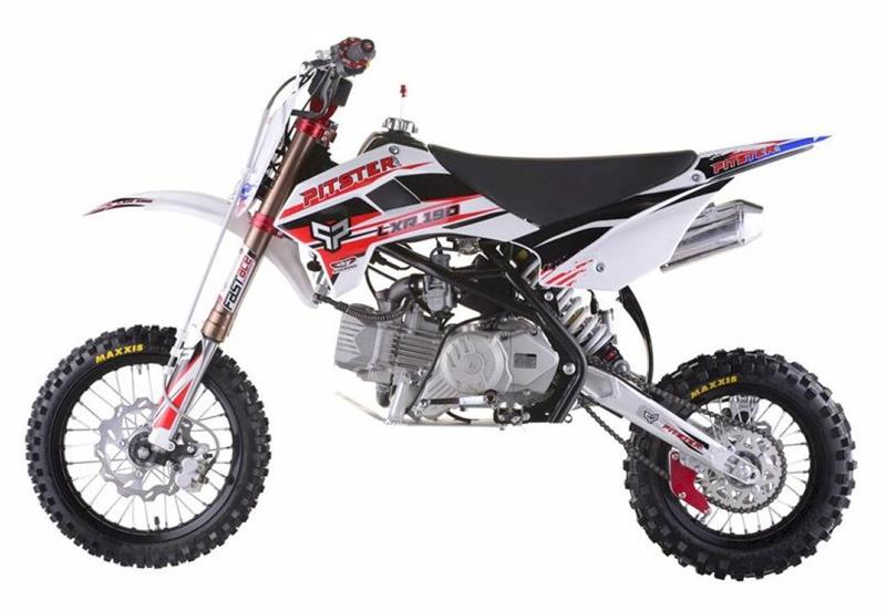 PitsterPro LXR 190F Dirt Bike
