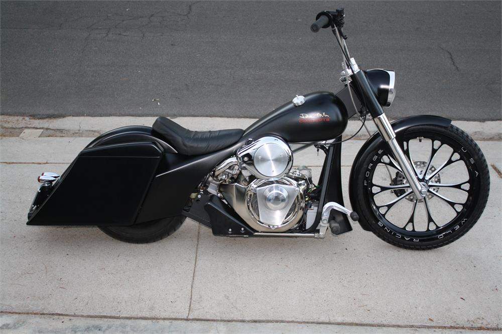 Half Bagger Mini Bike Half Bagger Minibike