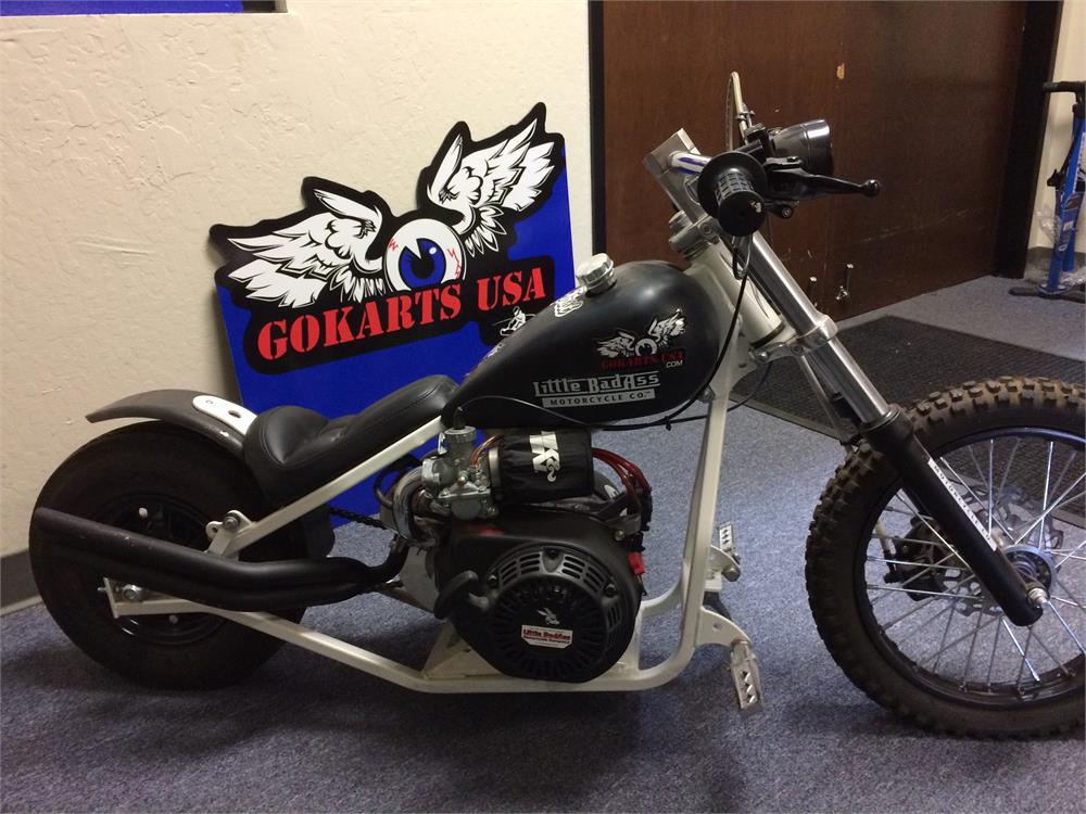 Little BadAss Minichopper, Drag Bike