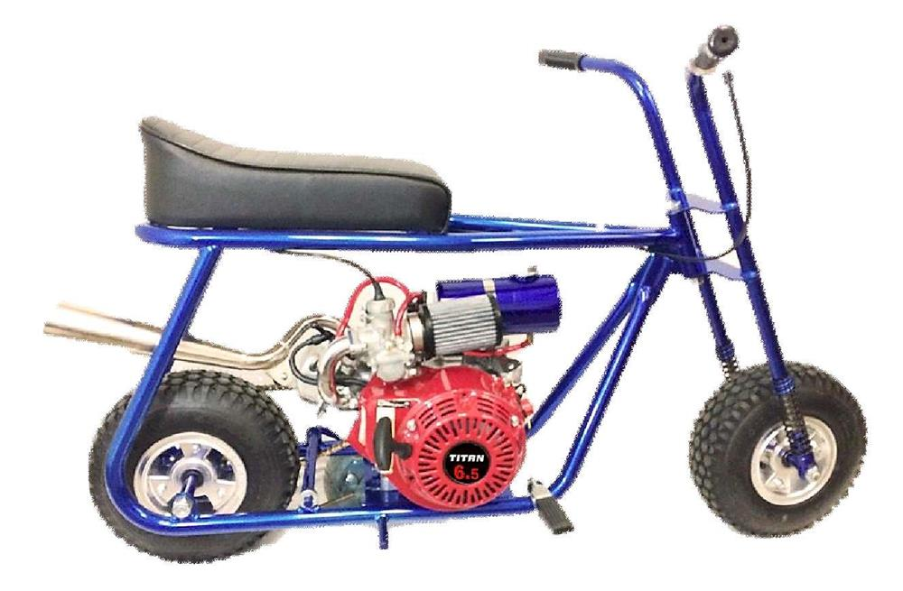Little BadAss 357 Mini Bike