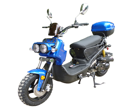 MC-22Y 50cc Scooter