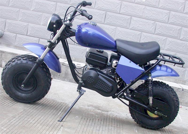 monster dog mini bike adult sized mini bike. Black Bedroom Furniture Sets. Home Design Ideas
