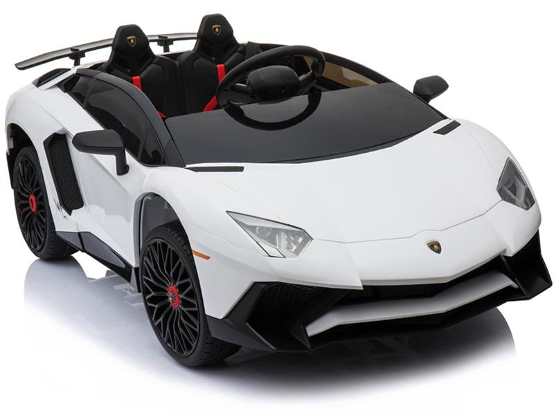 Kids Electric Go Kart, Mini Moto Lamborghini 12v White, Parental Remote  Control SOLD OUT