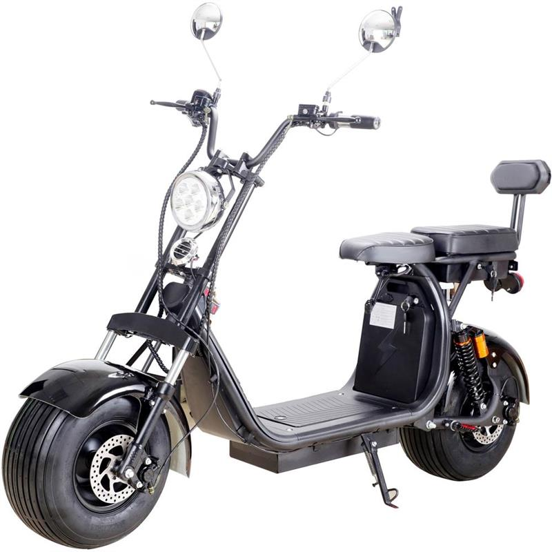 Moto Tec Knockout 2,000W Lithium Electric Scooter
