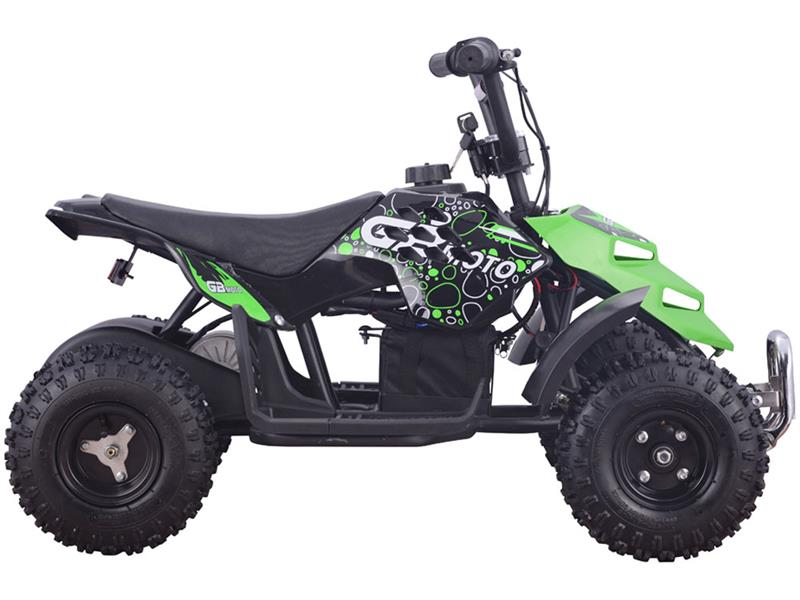 Mini Monster 24v 250w ATV Green
