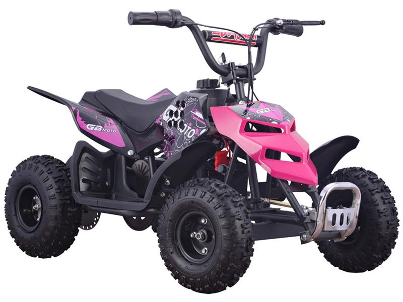 Mini Monster 24v 250w ATV Pink