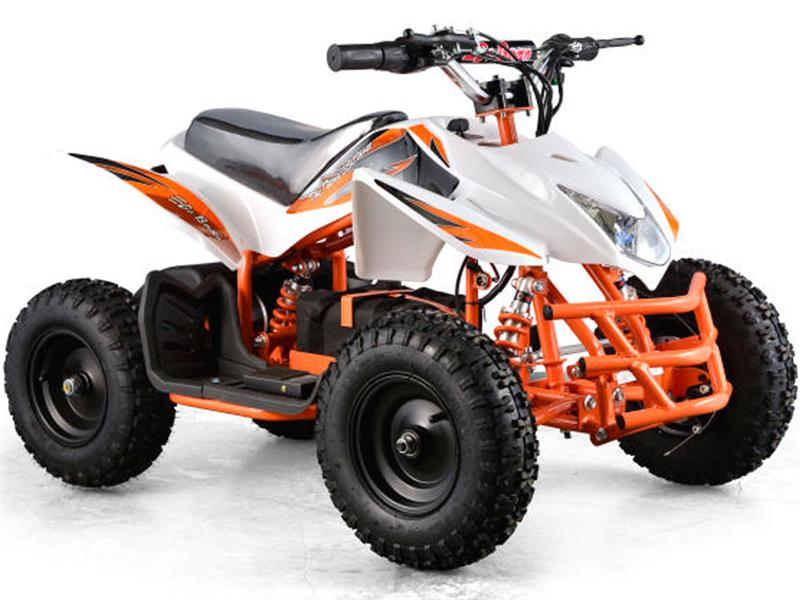 Titan Electric Kids ATV | 24v 350w White