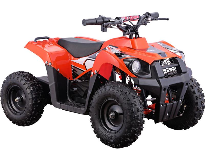 Monster 36v 500w ATV Orange