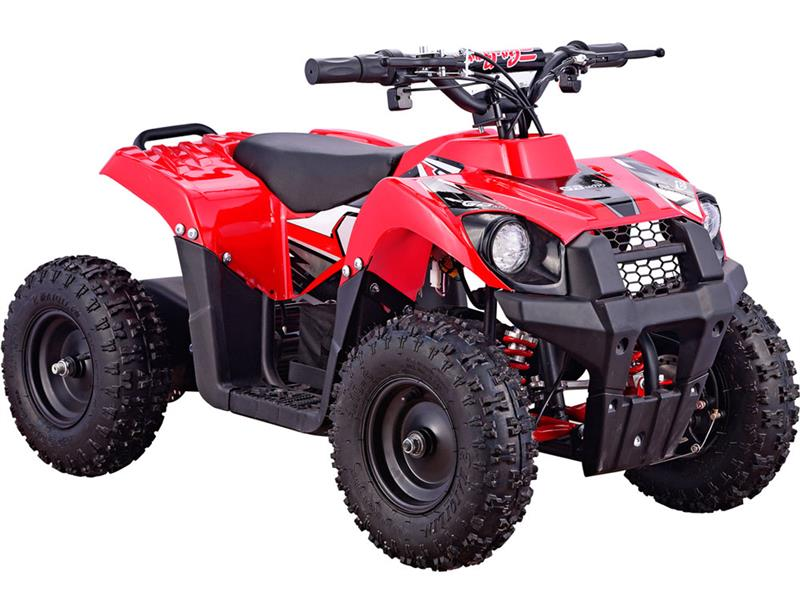 Monster 36v 500w ATV Red