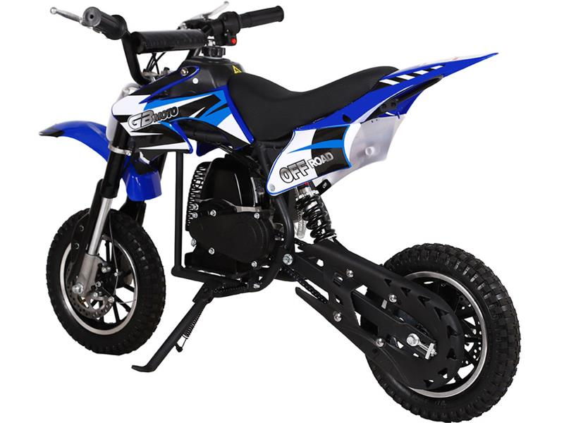 49cc GB Dirt Bike Blue