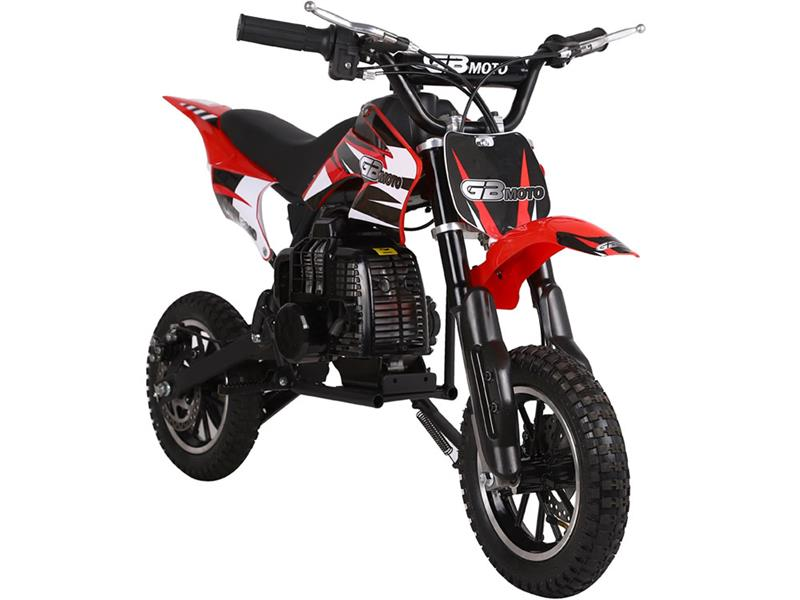49cc GB Dirt Bike Red