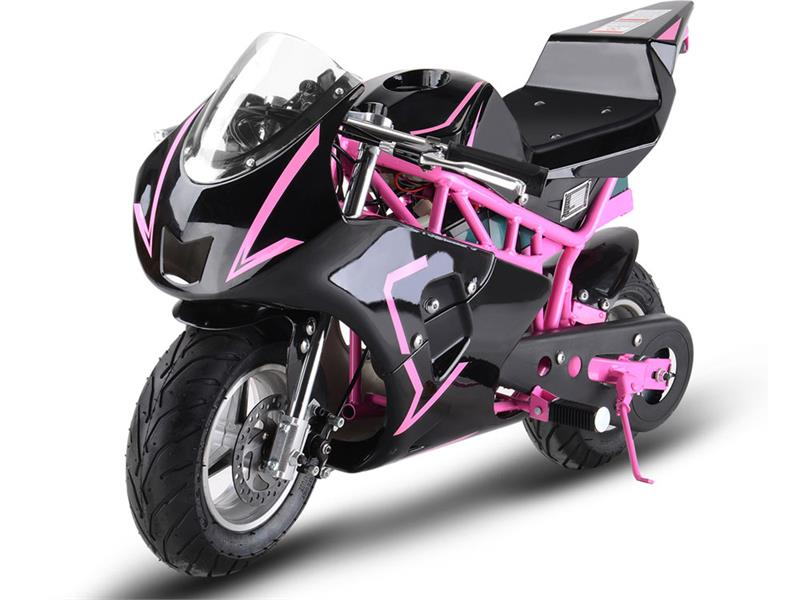 Electric Pocket Bike GP 36v 500w Pink