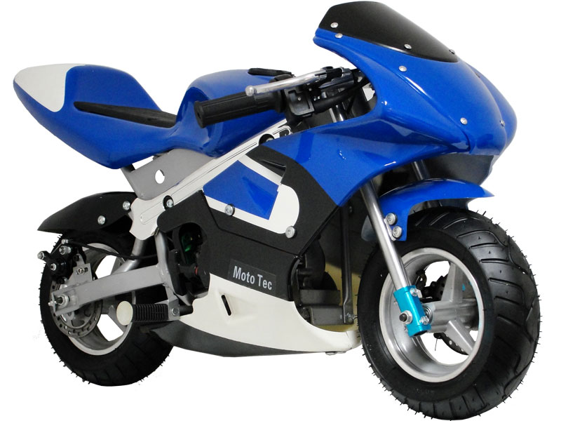 Gas Pocket Bike 33cc