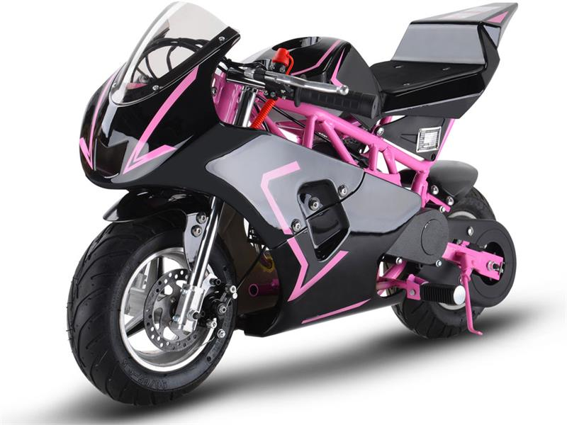 Gas Pocket Bike GP 33cc 2-stroke Pink