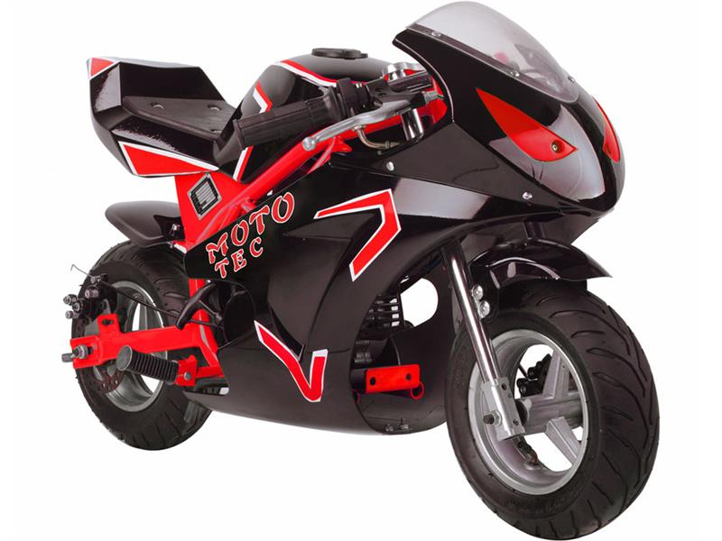 Gas Pocket Bike GT 49c
