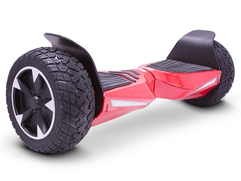 Hoverboard Transformer 36v 8.5inch Red